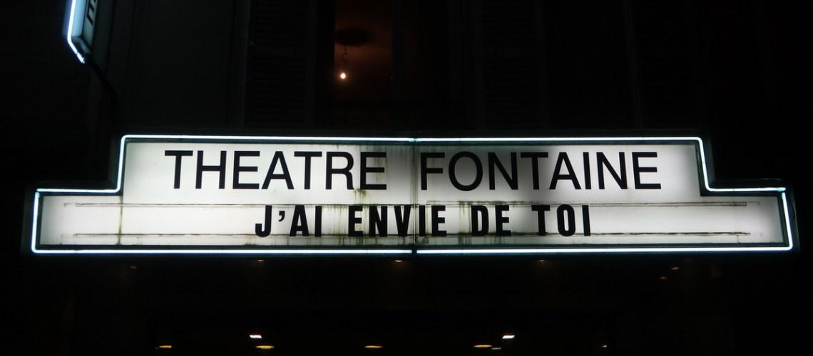 Théâtre J'ai envie de toi