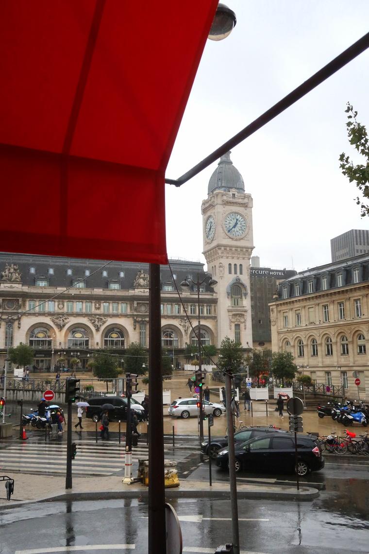 Bistrot de la gare, Paris gare de Lyon