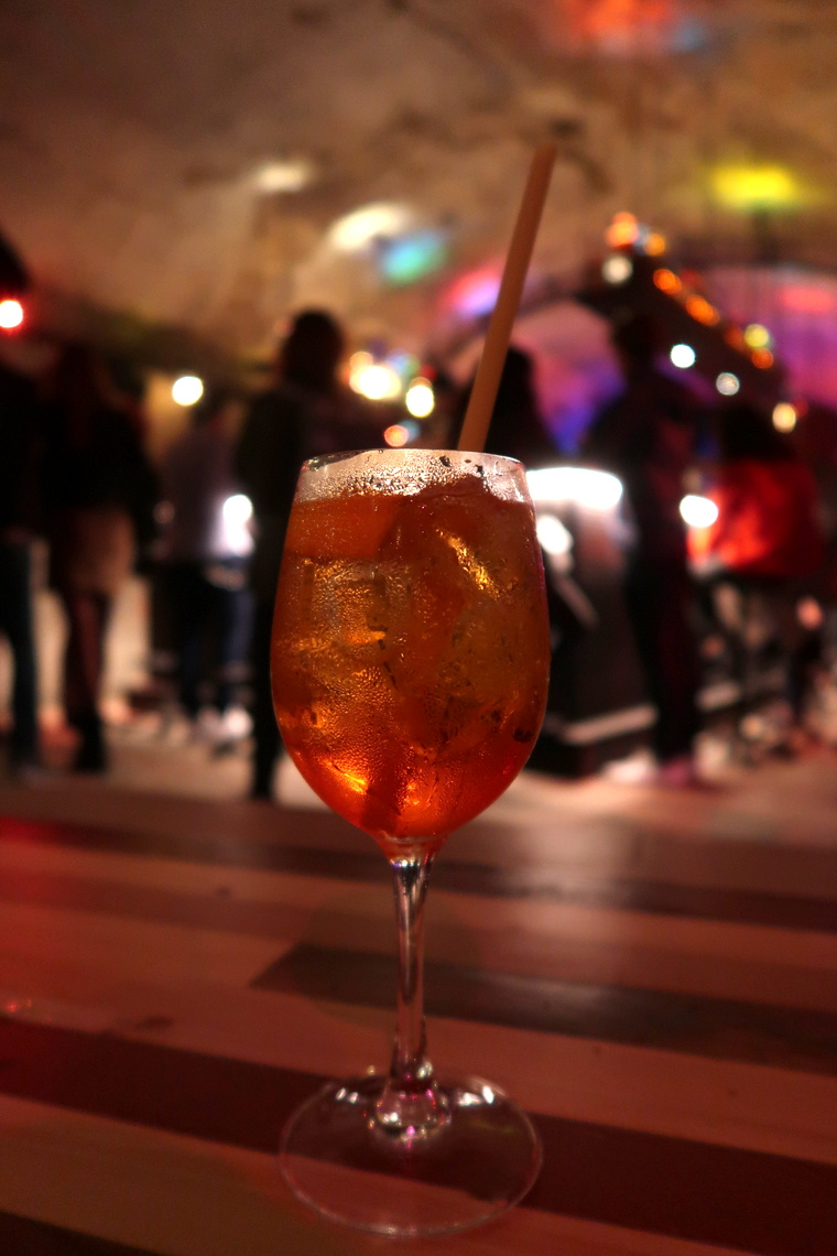 Boire un verre à Paris - Le Scilicet