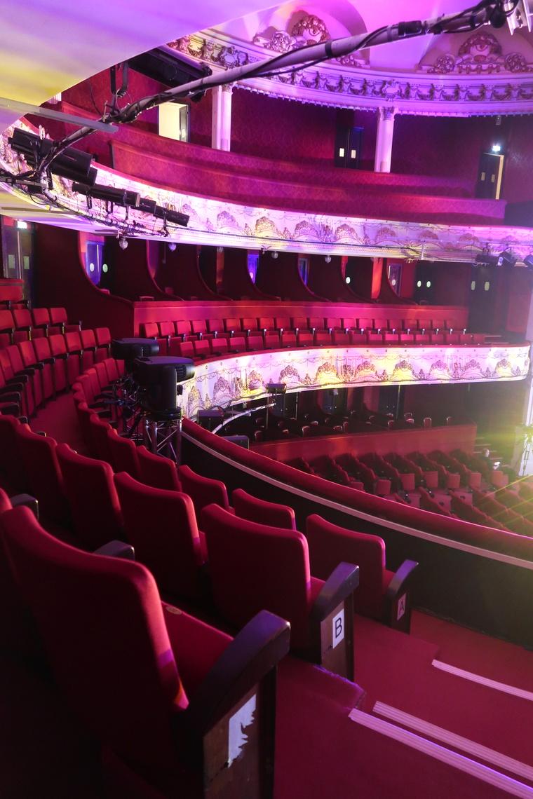 Victoires de la beauté 2029-2020 - Théâtre de Paris